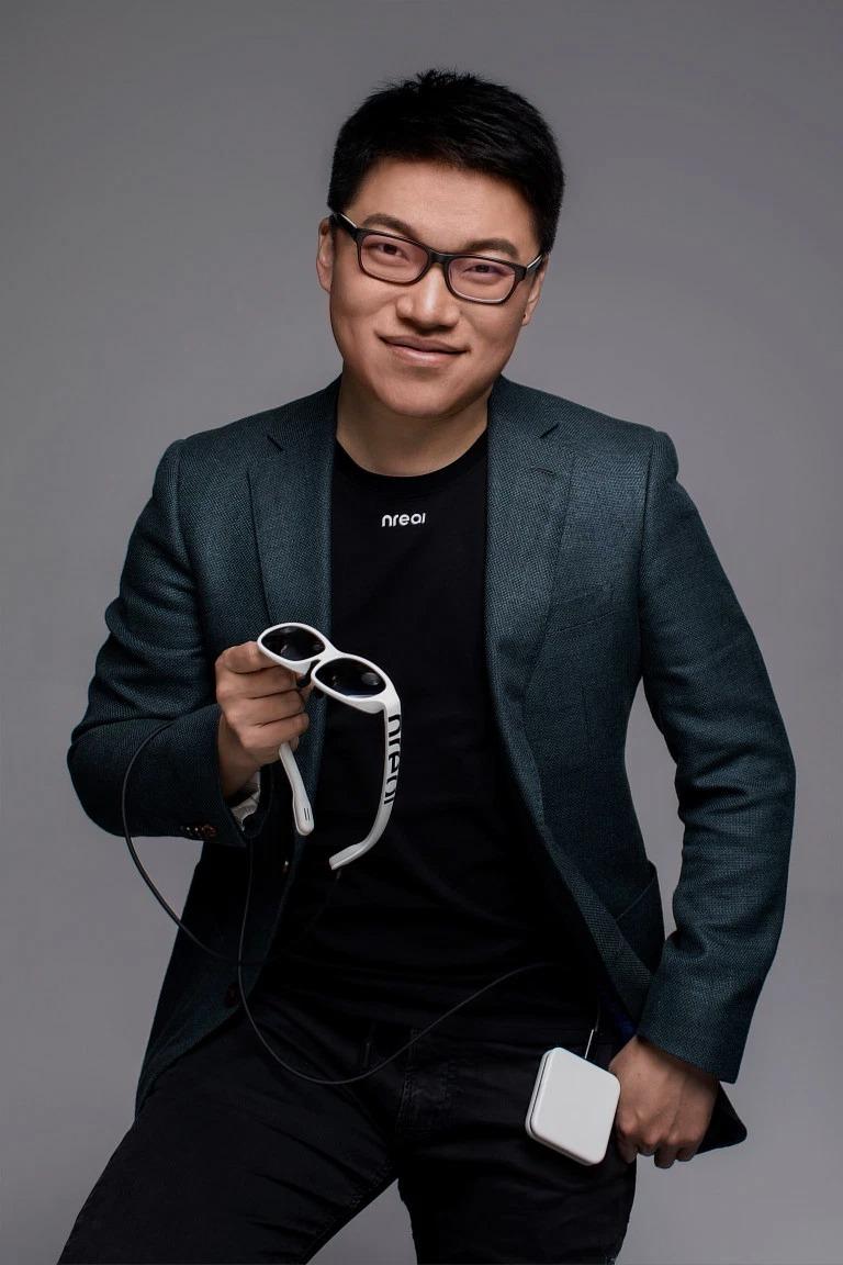 Китайский стартап Nreal представил аналог Magic Leap в форм-факторе обычных очков