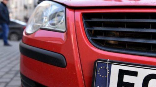 Украинцам не дают поставить на учет евробляхи ниже Евро-5