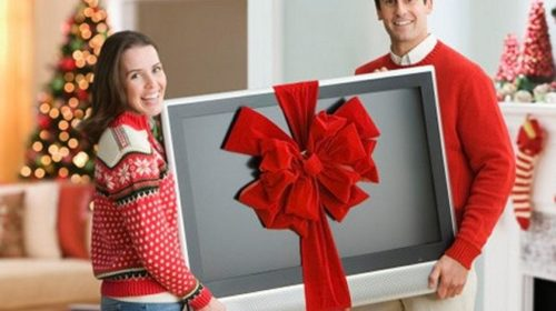 Украинцы раскупали телевизоры на Новый год