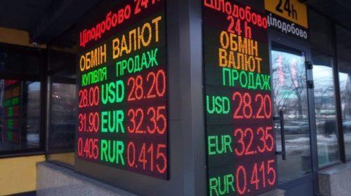 Доллар перестали скупать, и резко опрокинули курс