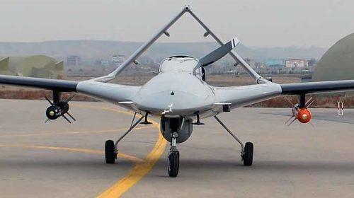 Украина получит от Турции беспилотники с лазерным наведением