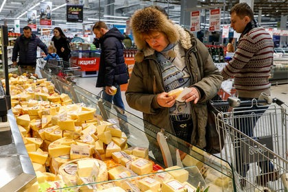 В России выросли цены на все основные товары