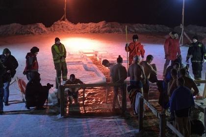 Крещенские купания в Риге отменили