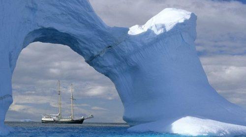 Северный полюс смещается в сторону Сибири со скоростью 55 км в час