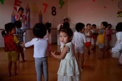 Северокорейские дети снова стали жертвами массового голода