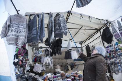 Россиянам вернут палатки и ларьки