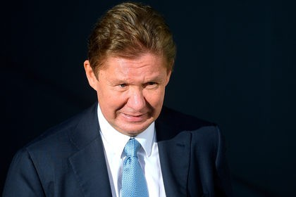 Глава «Газпрома» назвал срок окончания газификации России