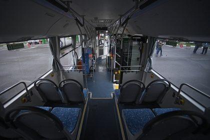 Российские автобусы решили снабдить подушками безопасности