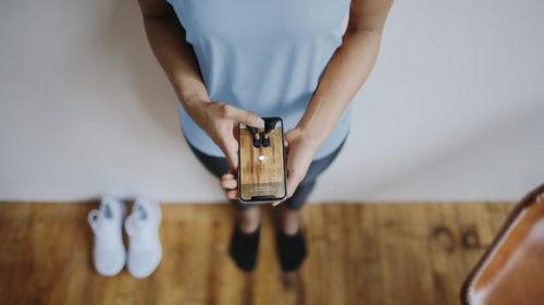 Кроссовки в смартфоне. Nike измерит размер ноги в дополненной реальности