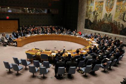 На Украине потребовали исключить Россию из Совбеза ООН