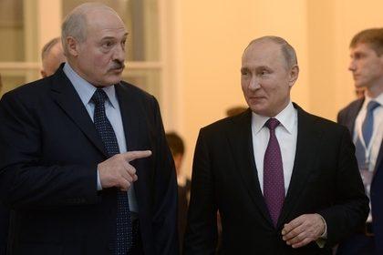 Лукашенко порассуждал о компенсациях от России за «грязную» нефть