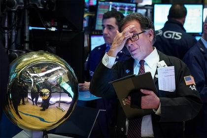 Китай обвалил американские биржи