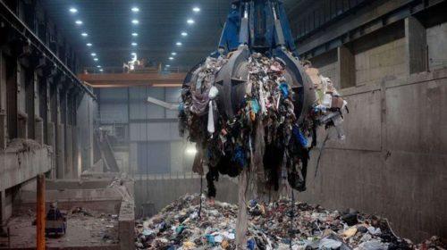 В Киеве построят комплекс по переработке мусора