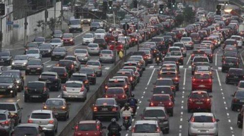 Киев вошел в ТОП-13 городов мира с самыми загруженными дорогами