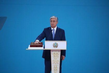 Токаев принес присягу народу Казахстана