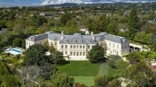 Роскошное поместье в Лос-Анджелесе продали за рекордную сумму