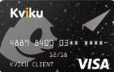 Виртуальная кредитка kviku