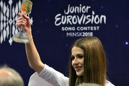 Украина запретила выступавшим в России детям представлять страну на Евровидении