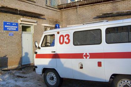 В российском психоневрологическом интернате отравились больше сотни человек