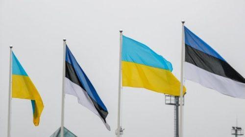 Украинцев  хотят лишить безвизового режима с Эстонией