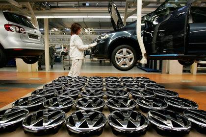 Volkswagen рассказал о страхе из-за конфликта США и Китая