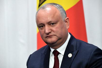 Молдавия выбила скидку на российский газ