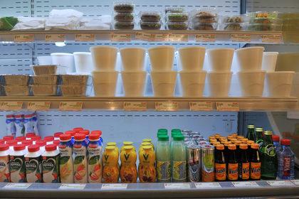 Сеть автоматов здоровой еды наказали после отравления сотни москвичей