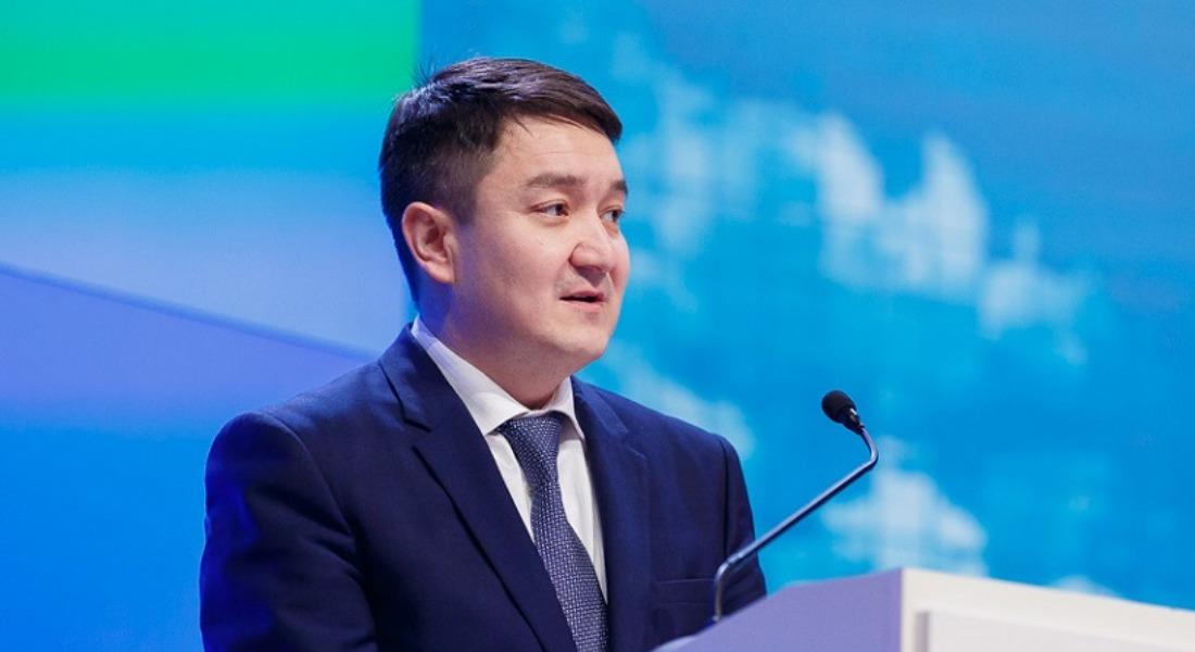 вице-министр финансов Берик Шолпанкулов