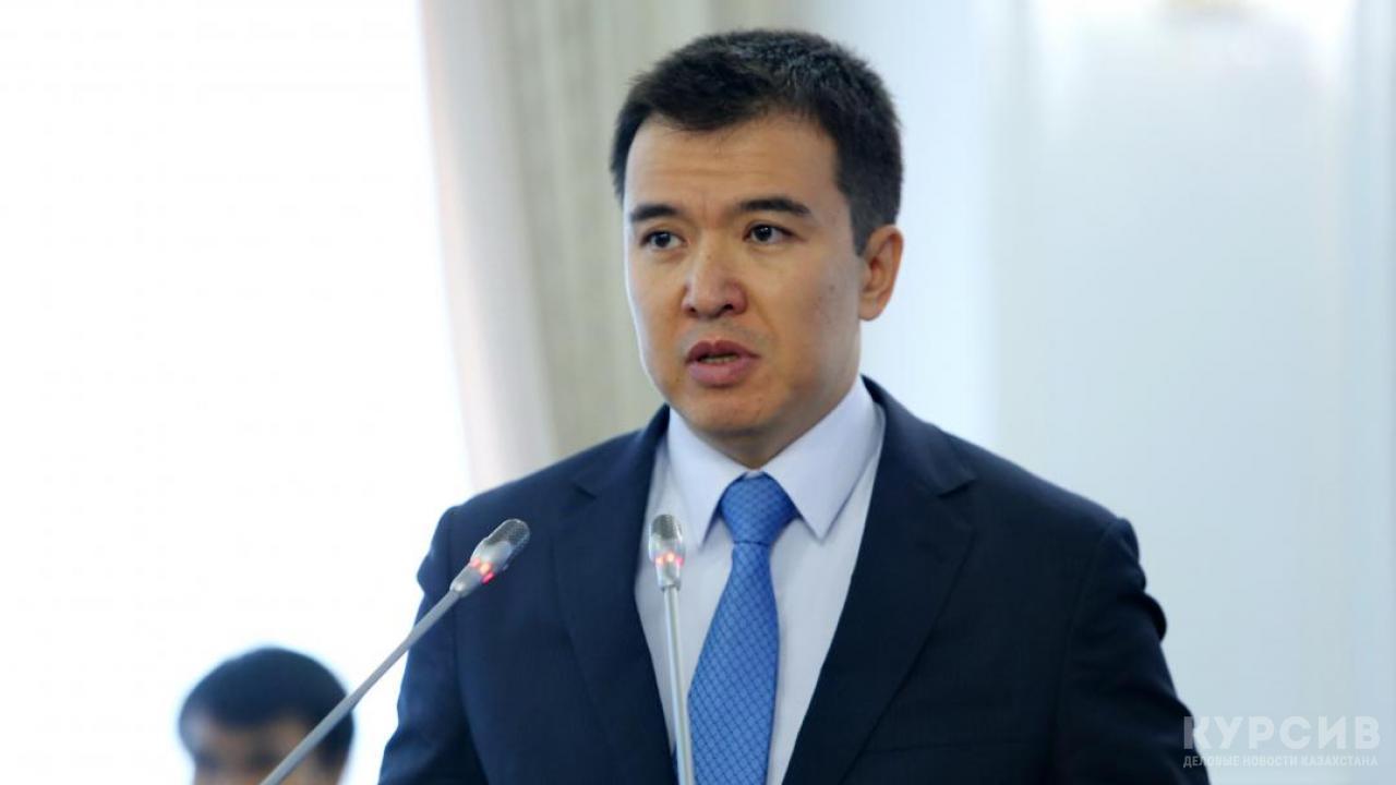 министр национальной экономики Казахстана Руслан Даленов