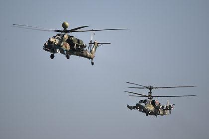 Российских разработчиков вертолетов решили слить воедино