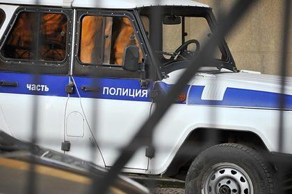 Россиянин покусал полицейского