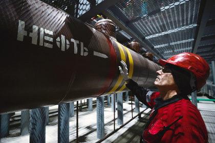 Назван объем оставшейся в России нефти на продажу