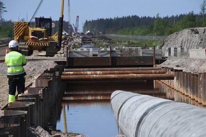 Дания просрочила выдачу разрешений на «Северный поток-2»