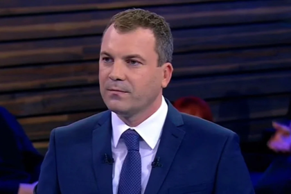Российский телеведущий объяснил необходимость обсуждать Украину