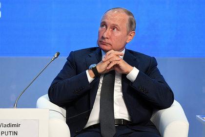 Путин повысил себе зарплату