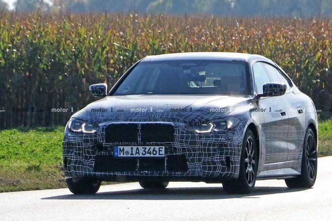 600 км без подзарядки. Немцы раскрыли главные фишки BMW i4