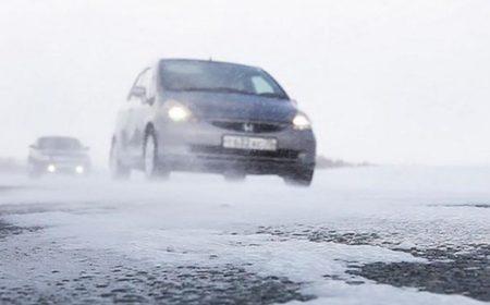 Автодорогу Нур-Султан – Щучинск закрыли в связи со снегопадом