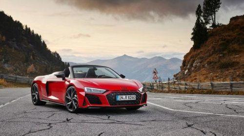 Представлена более доступная версия суперкара Audi R8
