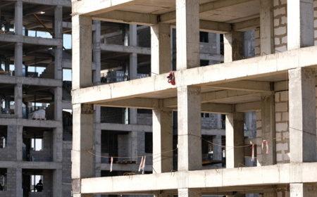 Строительство проблемных объектов столицы завершится в течение 3-4 лет