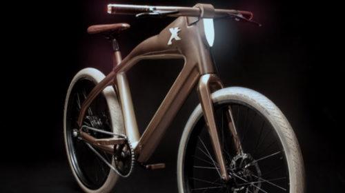 Стартап Rayvolt из Испании выпустит велосипед с функцией распознавания лица