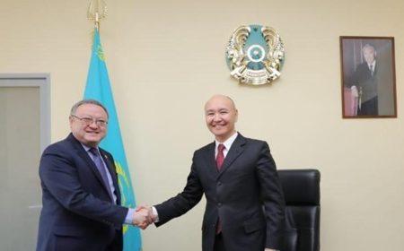 СПК «Актобе» возглавил Ермек Имантаев