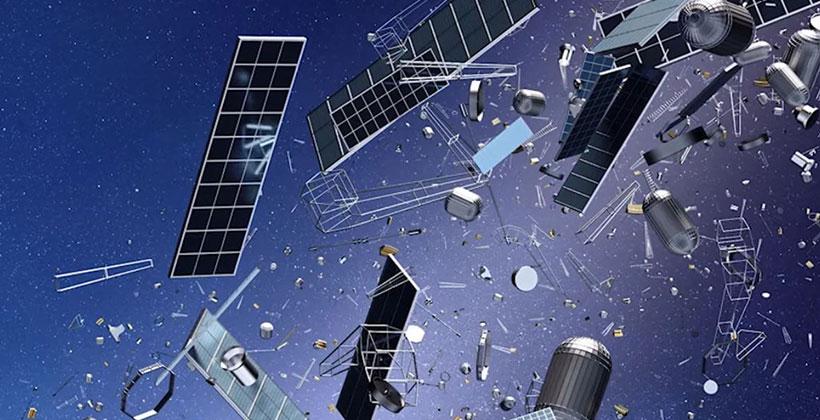 космический-мусор