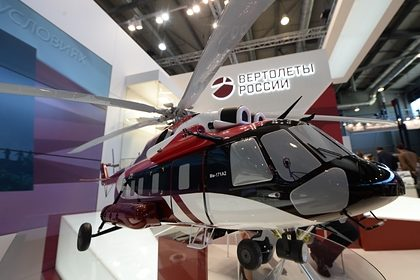 «Вертолеты России» упустили контракты с Индией и Индонезией