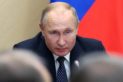 Путин дал российской экономике три года на рост