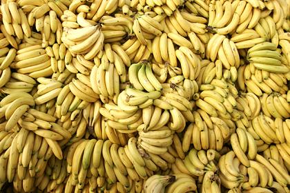 В Россию завезли опасные для жизни бананы