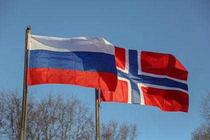 В Норвегии выступили за отмену санкций против России