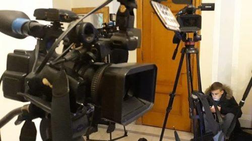 Герус не допустил СМИ на заседание энергетического комитета Рады