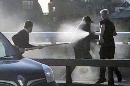 Лондонского террориста остановил убийца с помощью китового бивня