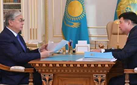 Президент обсудил с Жакипом Асановым работу судей