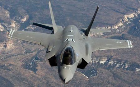 Пентагон потратит $2 млрд на обслуживание истребителей F-35